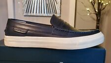🔥100% Cole Haan Pinch Weekender LX Loafer in a Luxurious Navy Handstain Color🔥
