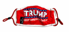 Make America Great Face Mask Cover - Reusable - Washable