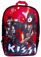KISS Live Backpack Paul Stanley Gene Simmons