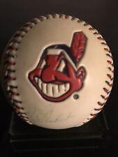 "Geoff Sindelar ""The Professor"" Autographed Baseball"