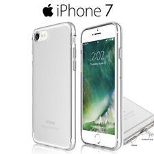 "Funda Carcasa Gel Silicona Transparente con Antipolvo para iPhone 7 - 4,7"""