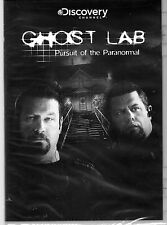 Ghost Lab: Pursuit of the Paranormal (DVD, 2012) Discovery Channel