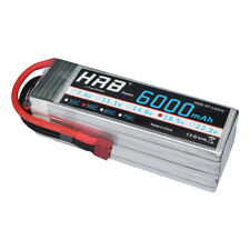 HRB Drone AKKU 18.5V 6000mAh 50C Max 100C 5S Battery Lipo Bateria For Helicopter