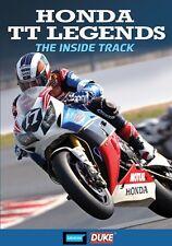 HONDA TT LEGENDS DVD. 2012 ENDURANCE WORLD CHAMPIONSHIP etc. 176 Min DUKE 1897NV