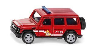 Mercedes-Benz G Class G65 AMG W463 Greek Fire Brigade 199 SIKU 2306 1:50 Greece