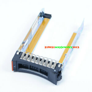 "new 44T2216 2.5"" Drive Caddy Tray For IBM x3550 x3650 x3500 x3400 M2 M3 M4 HS12"