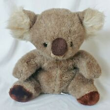 Life Like Brown Koala Bear stuffed Animal Plush soft and Cuddly Bed Time
