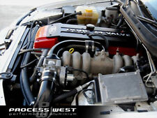PROCESS WEST Throttle body relocation kit FOR FORD FALCON BA/BF