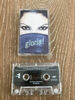 Gloria Estefan Gloria! Self Titled Cassette Tape 1998