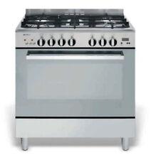 Emilia Stainless Steel Freestanding Ovens