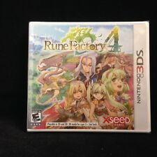 Rune Factory 4 (Nintendo 3DS) Brand New / US Version