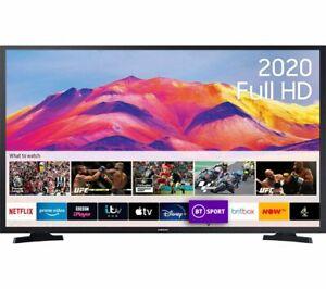 "SAMSUNG UE32T5300AKXXU 32"" Smart Full HD HDR LED TV - Currys"