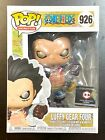 FUNKO POP ONE PIECE LUFFY GEAR FOUR CHALICE EXCLUSIVE OFFICIAL *MINT BOX*
