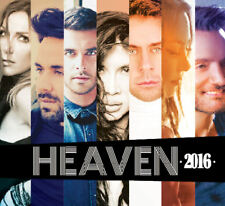 HEAVEN 2016 / Greek Modern Music Hits CD/NEW