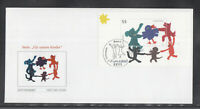 Germany 2003 For us children   of the beautiful FDC