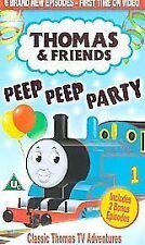 Thomas & Friends PAL VHS Films