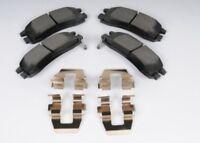 Disc Brake Pad Set-Disc Brake Pad Rear EVS Friction CD1439
