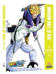 DRAGON BALL Z KAI SEASON 1 PART 5 - Official R1 anime DVD NEW