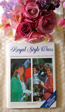 Princess Diana Fergie Royal Style Wars HC book updated edition 200+ photos