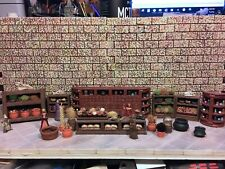 Painted Apothecary and Magic Shop - Works with Dwarven Forge & DnD D&D