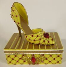 Royal Radiance Imperial Shoe Collection Miniature Sculpture Hamilton Collection