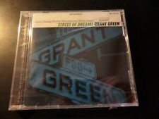 CD ALBUM - GRANT GREEN - STREET OF DREAMS - NEW AND SEALED