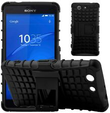 G-Shield® Shockproof Heavy Duty Hard Stand Case Cover For Sony Xperia Z3 Compact