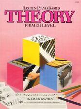 BASTIEN PIANO BASICS THEORY PRIMER BOOK - WP205 - BRAND NEW