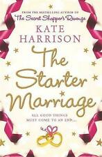 The Starter Marriage by Kate Harrison (Paperback)