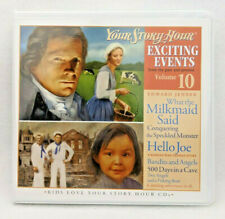 NEW Exciting Events Volume 10 Your Story Hour CD Audio Drama Set Edward Jenner