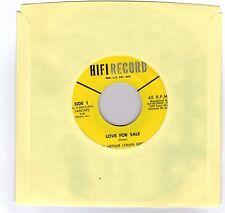 LYMAN, Arthur, Group  (Love For Sale)  HiFi 5066 = VINTAGE record