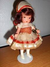 Nancy Ann Storybook Doll ~ #36 Hungarian JT & PT