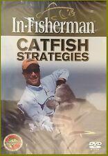In-Fisherman Catfish Strategies - Catfish Fishing DVD Video Factory Sealed New