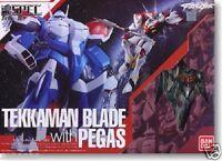 New Bandai TAMASHII SPEC Tekkaman Blade with Pegas PVC From Japan