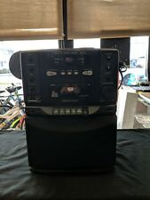 The Sing Machine Karaoke Machine Smg-188 (Tape Player works/ CD Player does not)