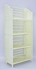 Livre cas crème 4 niveau Décoratif Stockage Pliable