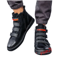 Fashion Men's Basketball Shoes High Top Sneakers Boots Running Athletic Size 10