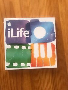 BRAND NEW Genuine Apple iLife '11 Retail Installation Disc (MC623Z/A) SEAL PACK