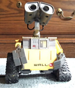 """Disney Wall-E Remote Control 4.5"""" -Tested & Working kind of -Thinkway Toys.   17"""
