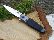 CRKT Messer BOMBASTIC Einhandmesser-Taschenmesser Edelstahl Ken Onion 01CR340KXP
