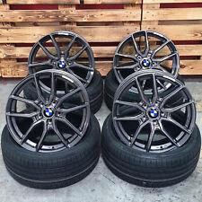 18 Zoll KR1 Felgen für BMW 3er F30 F31 F34 5er F10 F11 M Performance Paket 550i