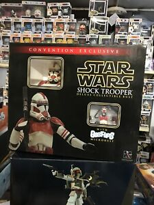 Star Wars Shocktrooper Bust 2006 Gentle Giant Convention Exclusive