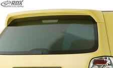 RDX Dachspoiler VW Polo 6N Heckspoiler Dachkantenspoiler Dach Heck Flügel Hinten