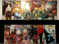 DC Comics BATMAN ETERNAL #'s 2,3,5-14 & 33 ~~13 BOOK LOT~~ NEW 52 2014 ~~NM~~
