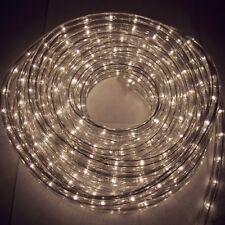 Dilego Lichterschlauch Warmweiß 20m Lichterkette Weihnachtsbeleuchtung Xmas