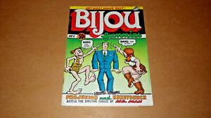 Bijou Funnies 4 Print Mint Vol 1 No 4 1970 First Printing Robert Crumb FN/VF 7.0