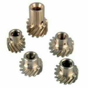 COMP Cams 0.500in Shaft Bronze Distributor Gear For Ford-V8 352-428 351C - 432