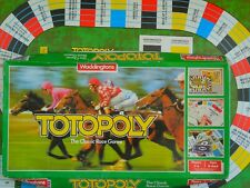 Totopoly 1983 Classic Race Game