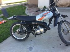 72  Kawasaki KDI 125  vintage