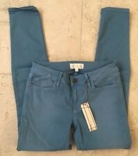 $187 ** BABAKUL ** Skinny Pants Jeans Size 27 Blue NEW! NWT